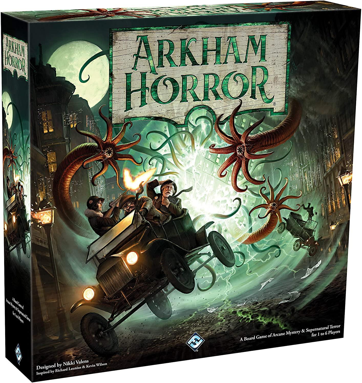 ASMODEE - ARKHAM HORROR