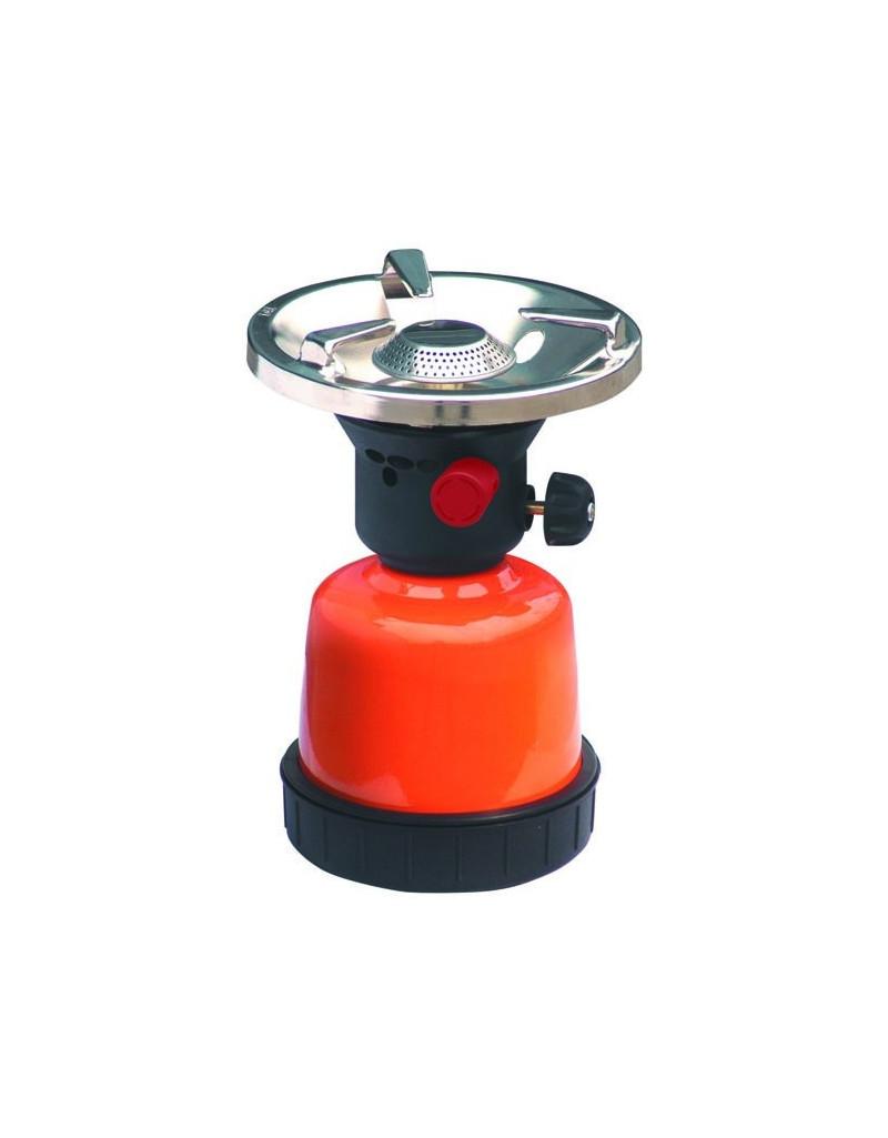 Fornello a gas da Campeggio con Accensione Piezoelettrica