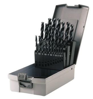 Serie punte per ferro professionali HSS-G mm 1-13 Krino 01068302