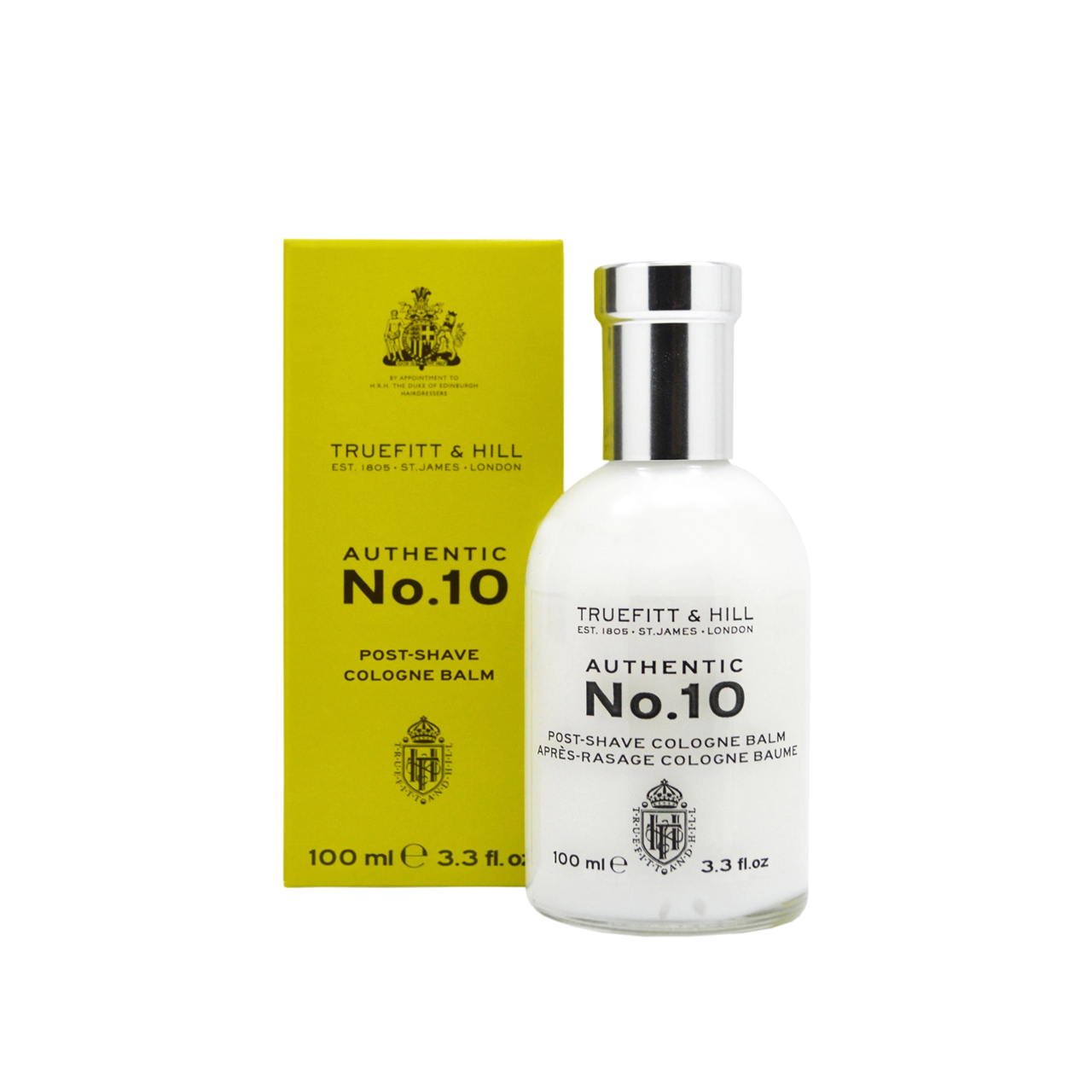 Authentic N°10 - Post Shave Cologne Balm