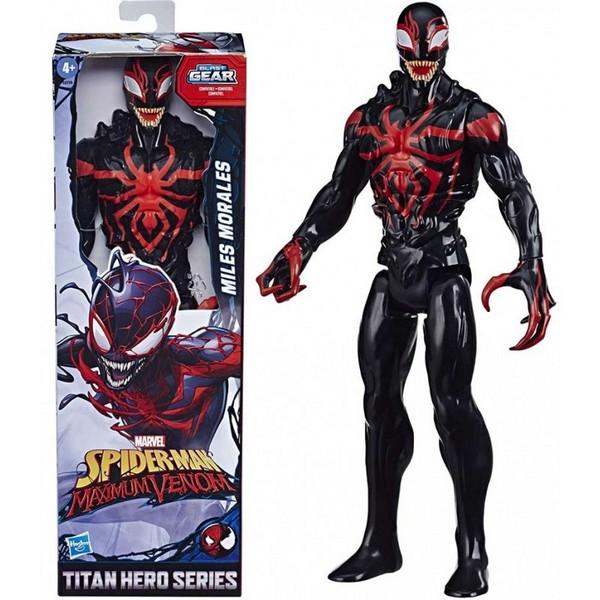 HASBRO - MARVEL SPIDER-MAN Miles-Morales Maximum Venom