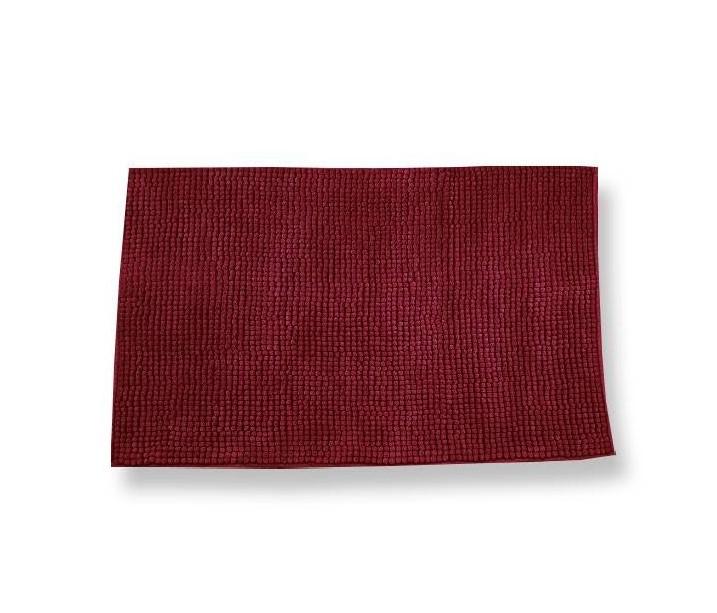 Tappeto antiscivolo Soffy rosso 80 x 160