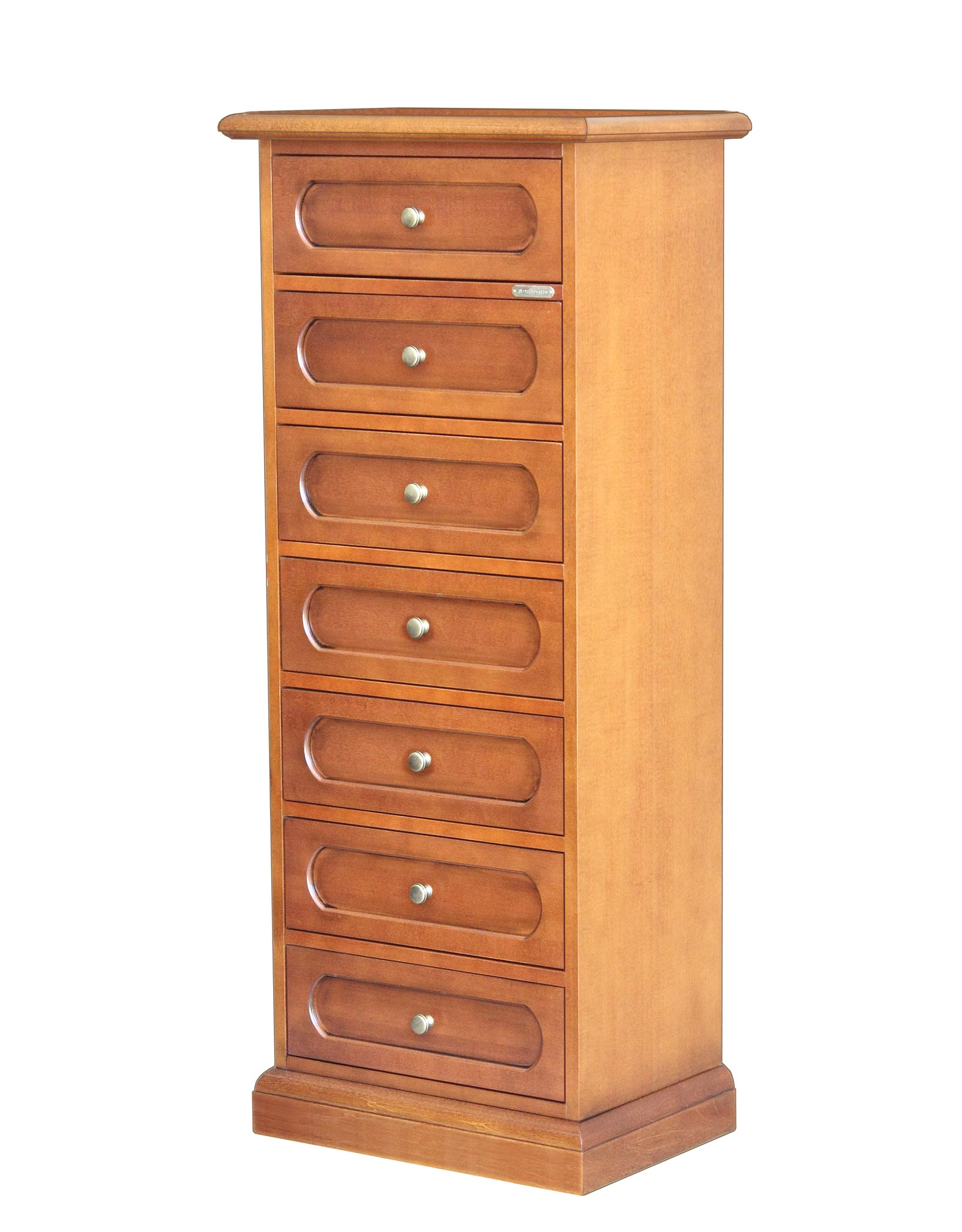Classic chest of drawers - 7 drawers