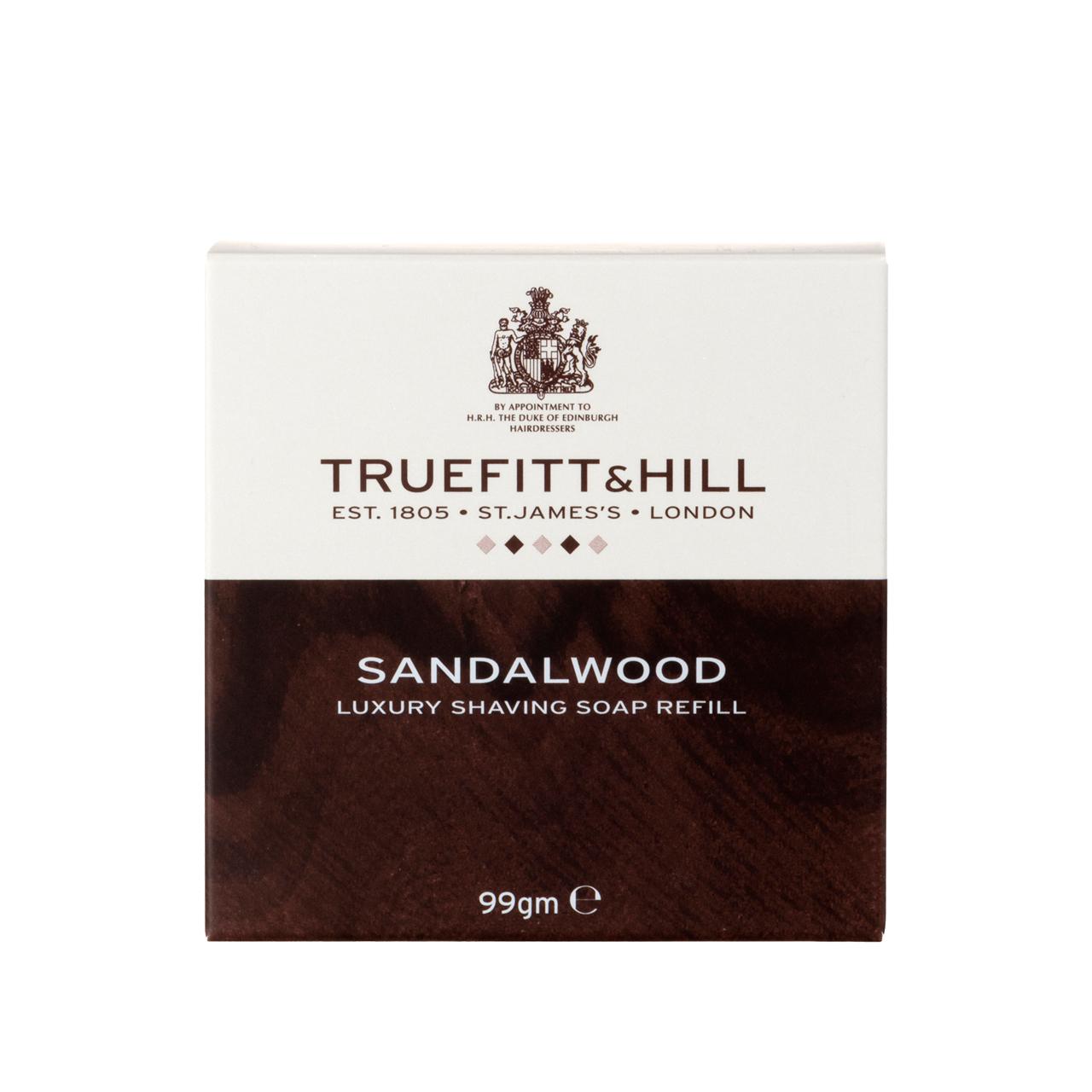 Sandalwood - Shaving Soap Refill