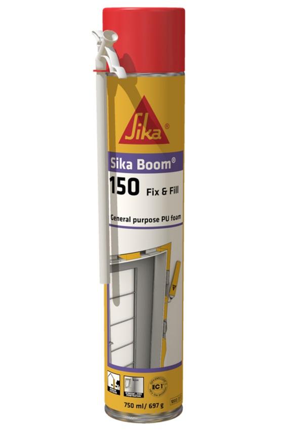 Sika Boom®-150 Fix & Fill 750ml