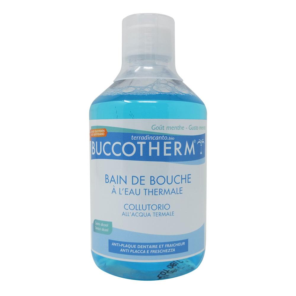 Collutorio Senza Alcool Buccotherm 500 ml