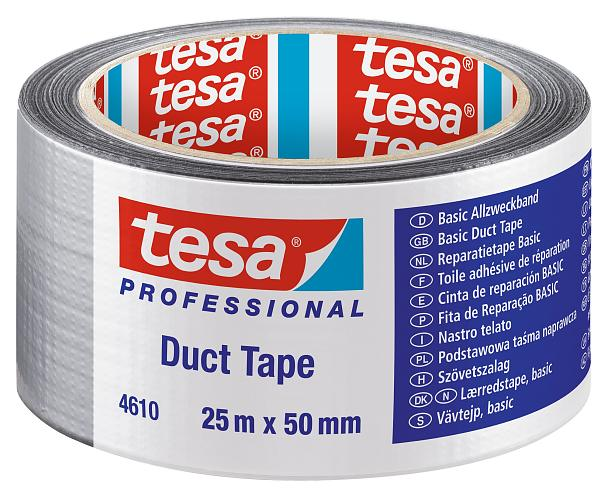 Nastro Adevivo Tesa Duct Tape 4610