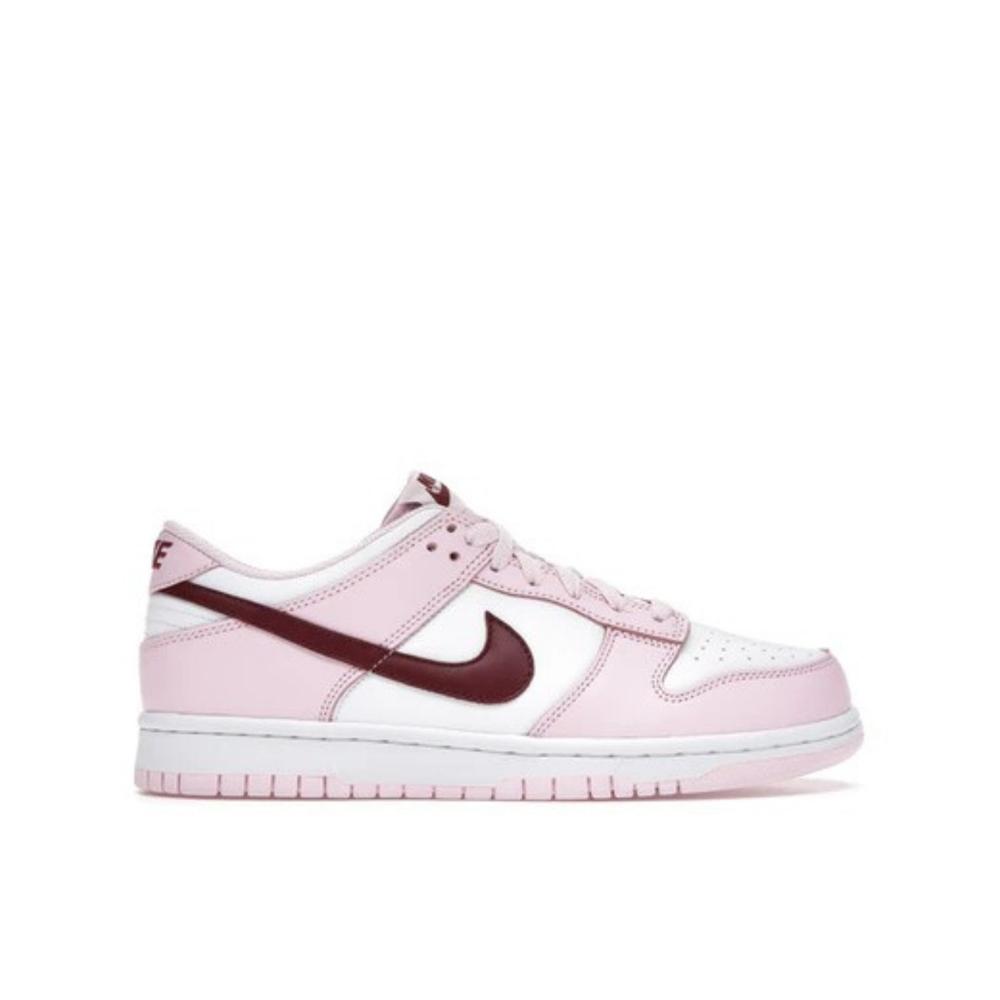 Nike Dunk Low Pink Red White