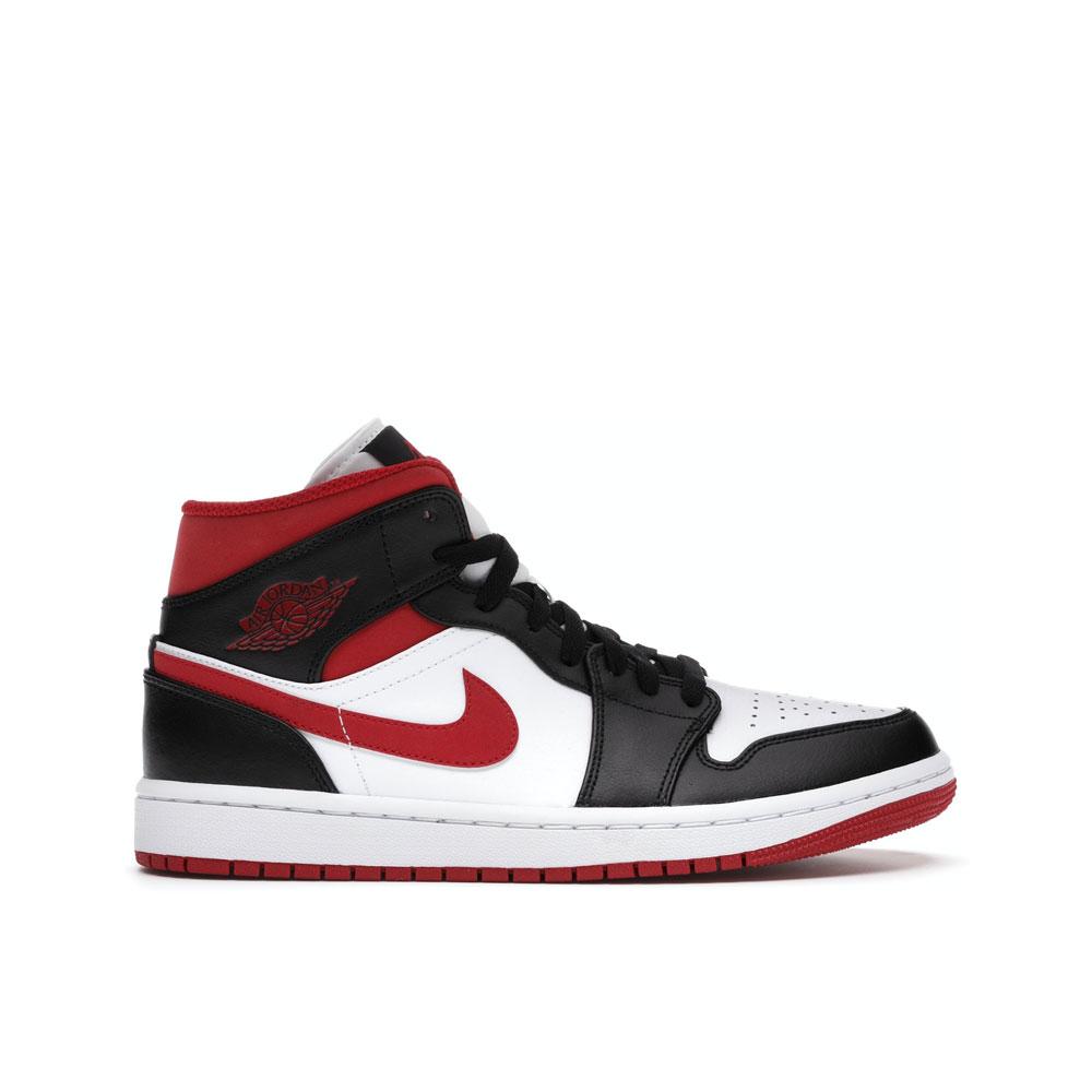 Jordan Air 1 Mid Gym Red
