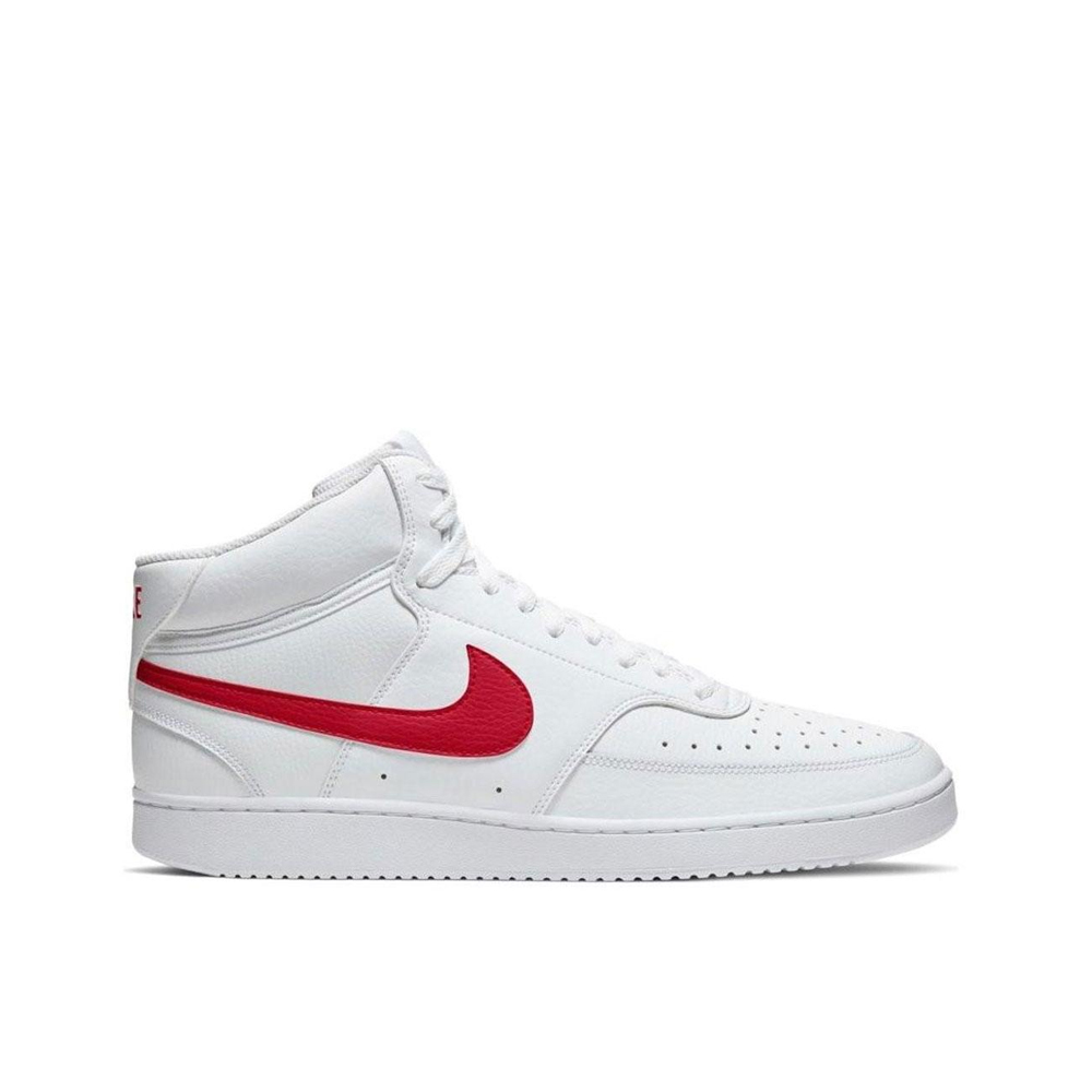 Nike Court Vision Mid Bianco/rosso