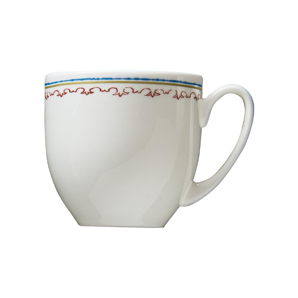 Tazza caffè cc 110   Chinesi Fiori Finiti