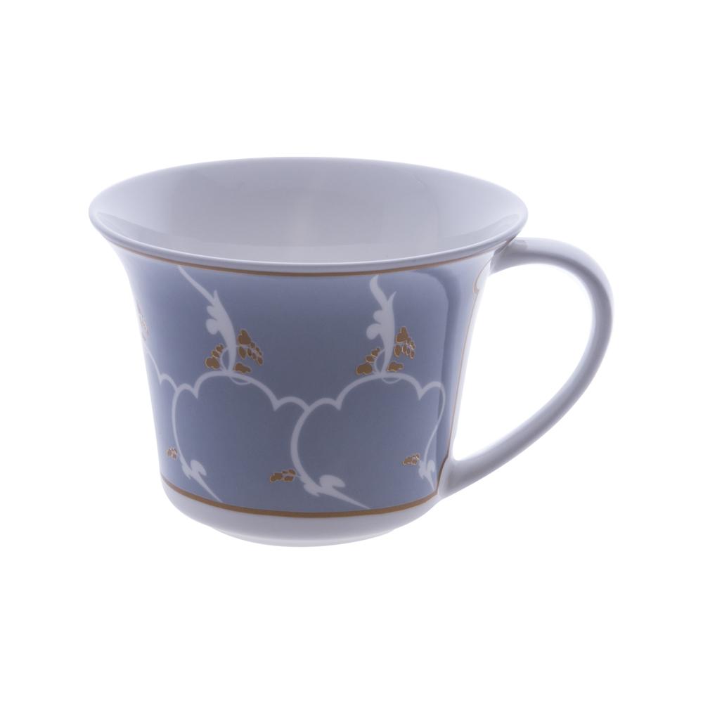 Tazza thè e cappuccino cc 250   Feston e Cadena Azzurro
