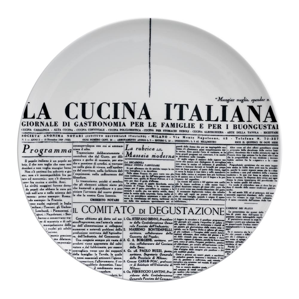 Segnaposto cm 33   Geometric   La Cucina Italiana