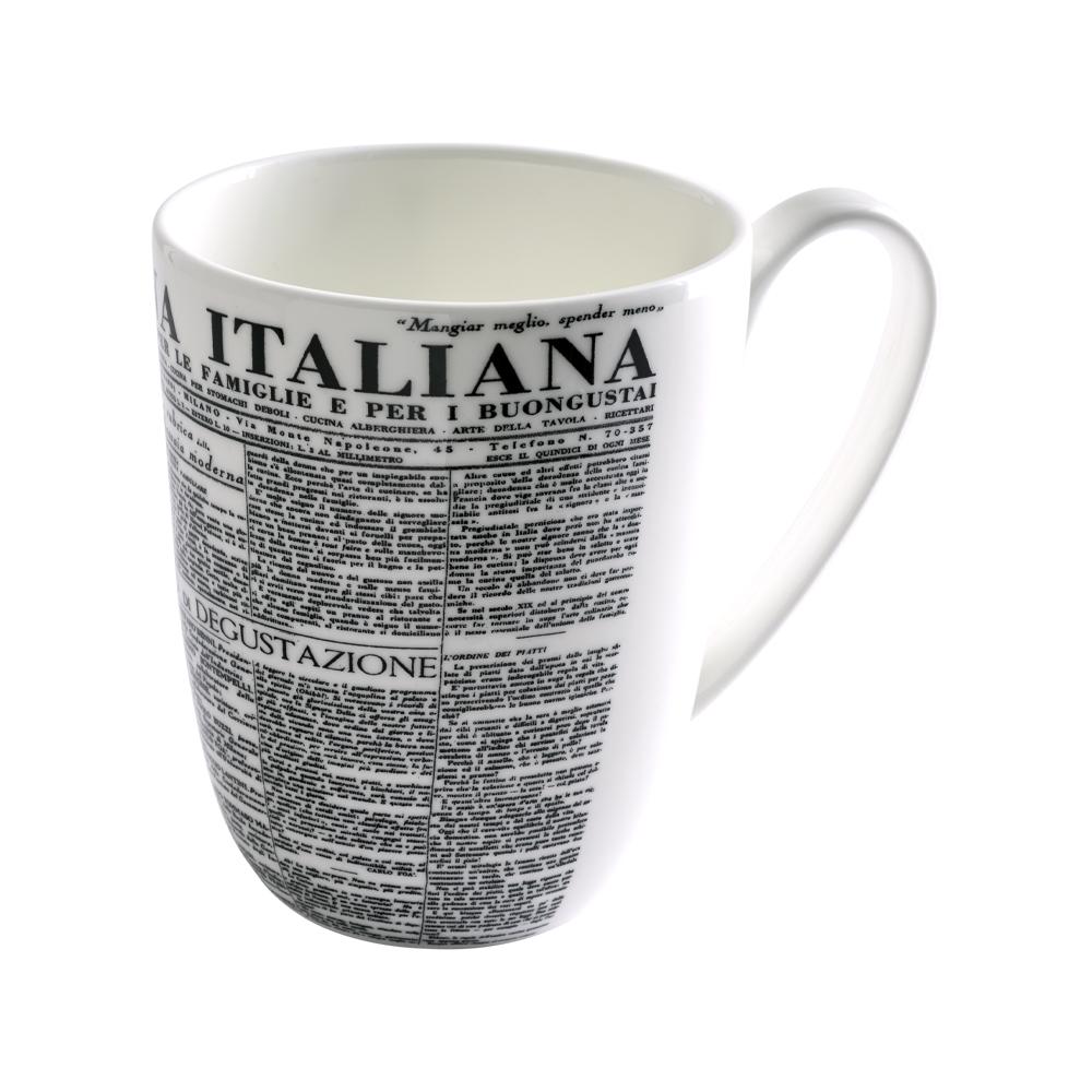 Mug cc 350 | Geometric | La Cucina Italiana