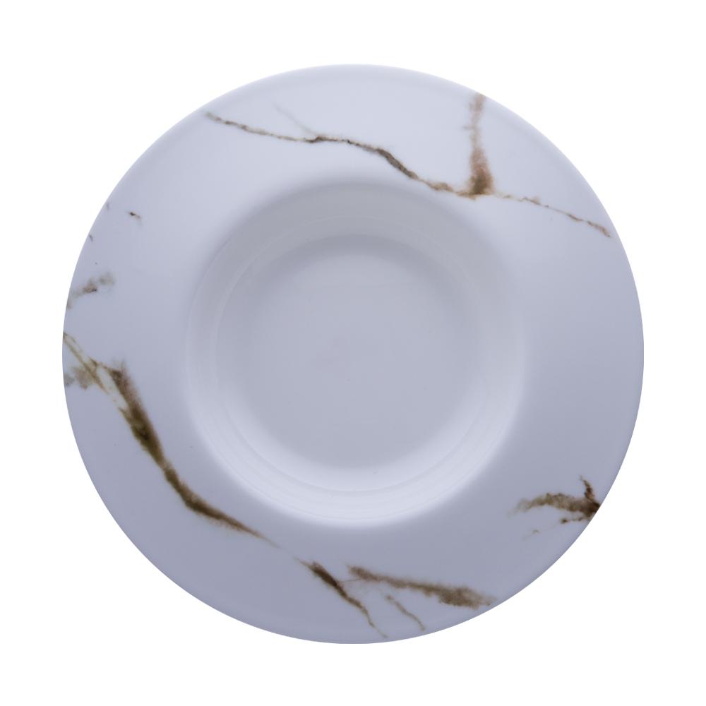 Pasta bowl cm 26   Marmo