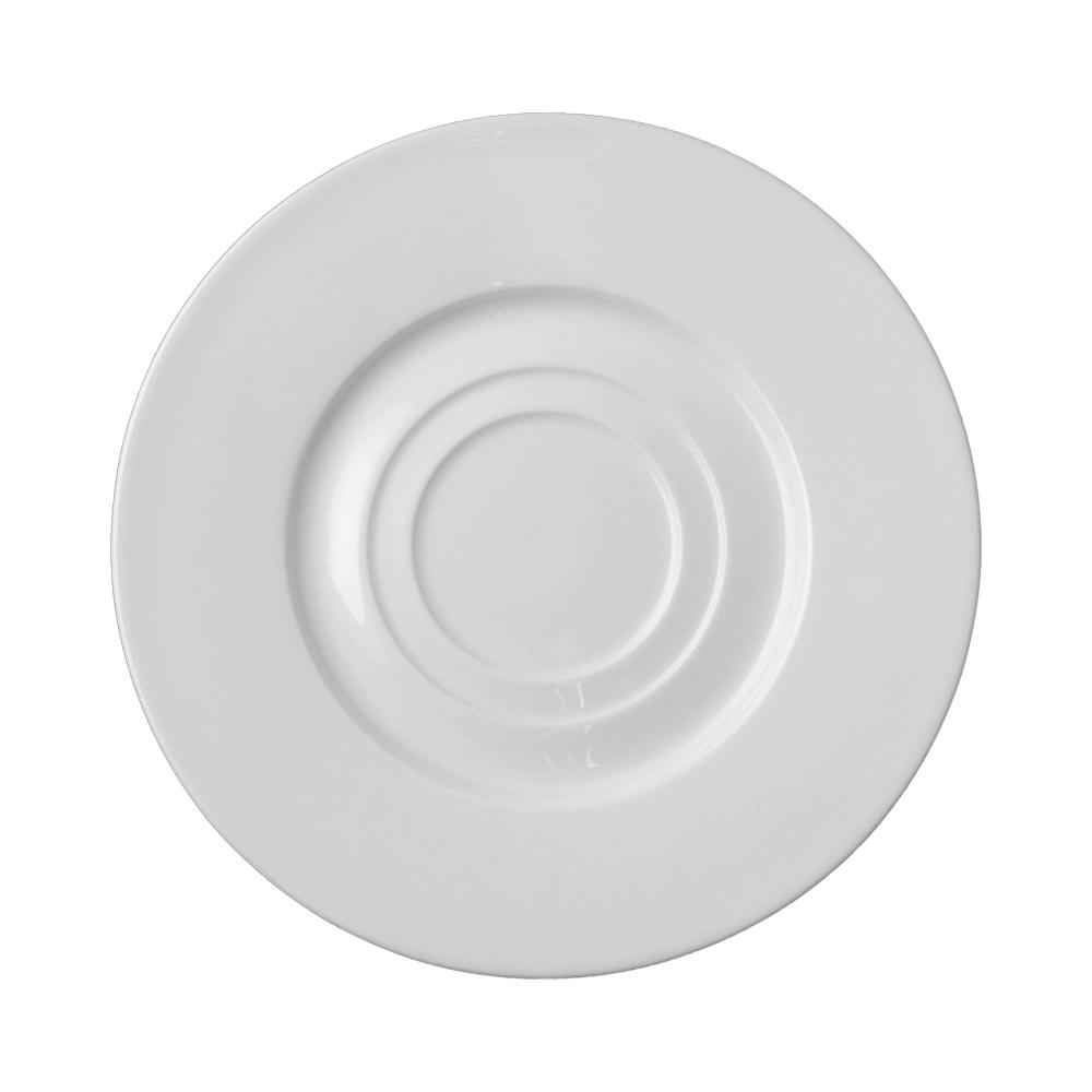 Piatto per coppetta, doppia sede cm 22 | Gourmet