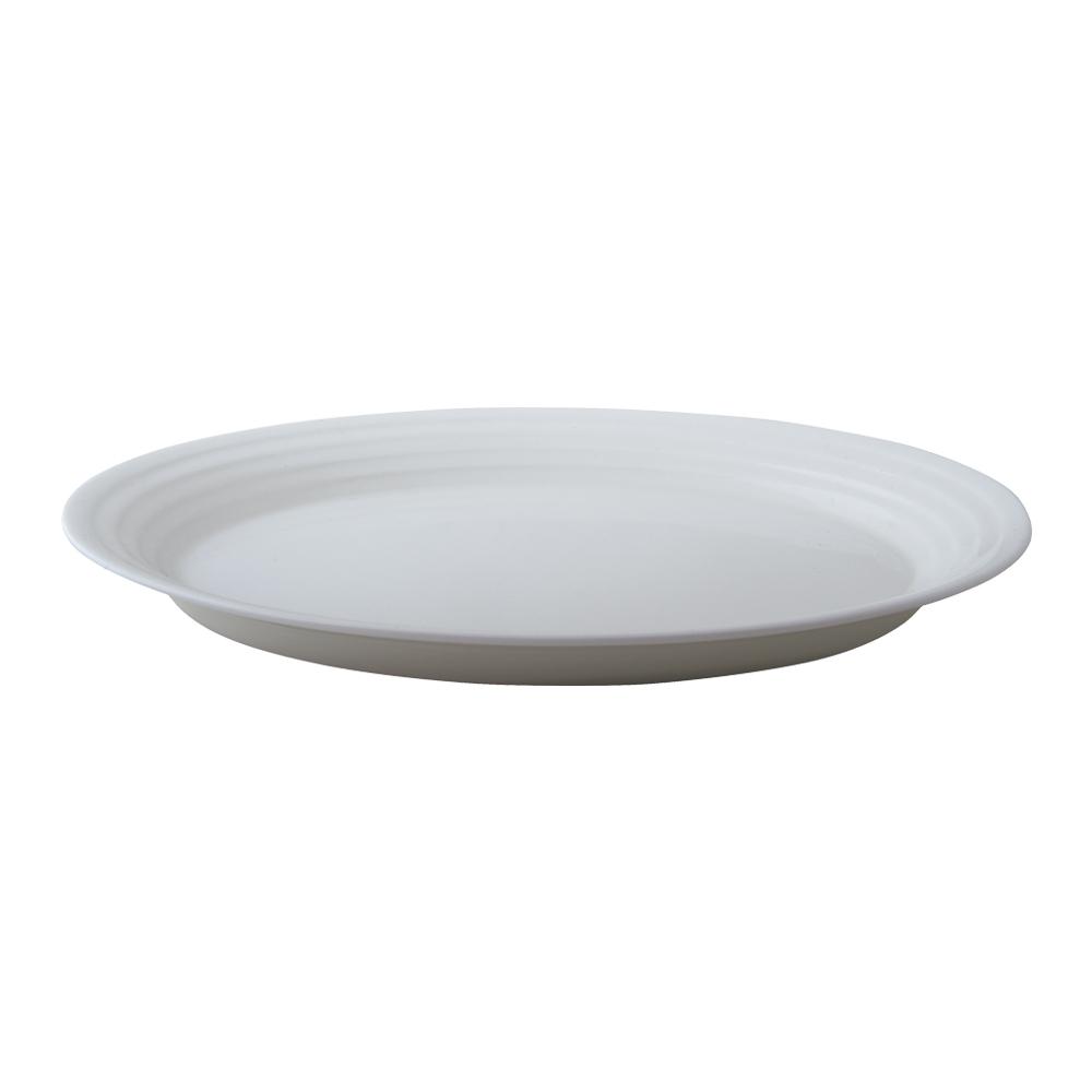 Piatto ovale cm 37   Torino