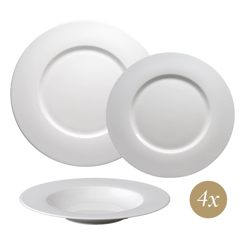 Set 12 pezzi   Gourmet
