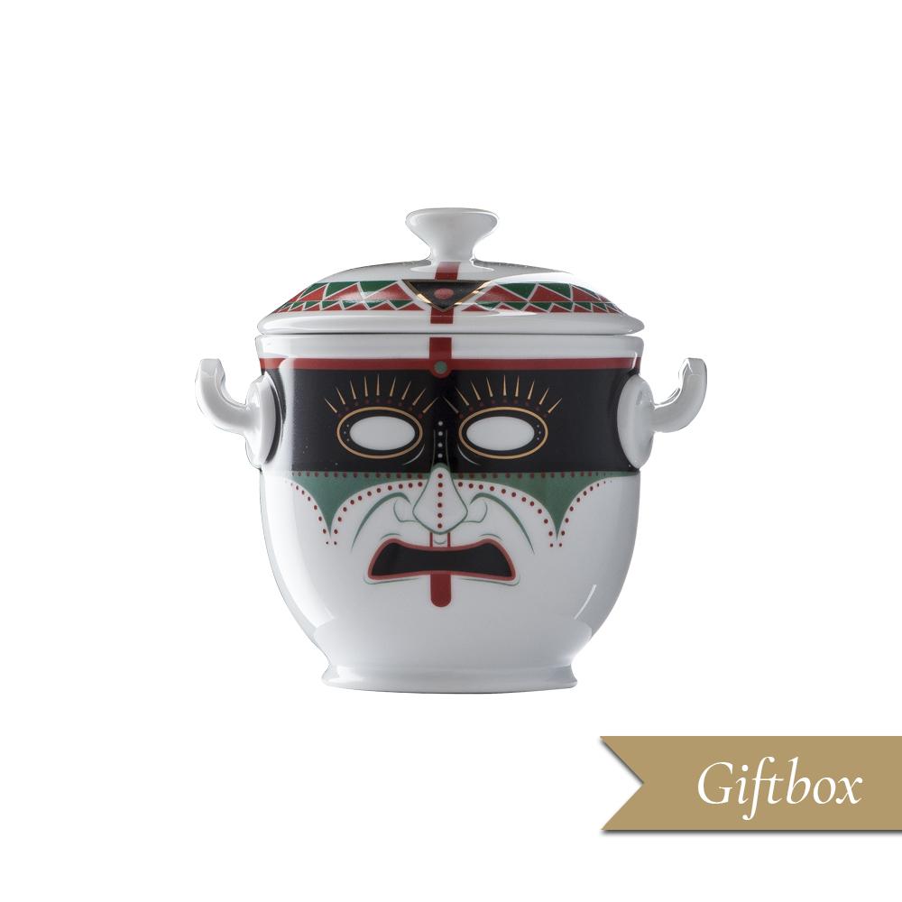 Piccolo vaso in Giftbox   Paha Sapa   Ethnics   Edizione Limitata e Numerata