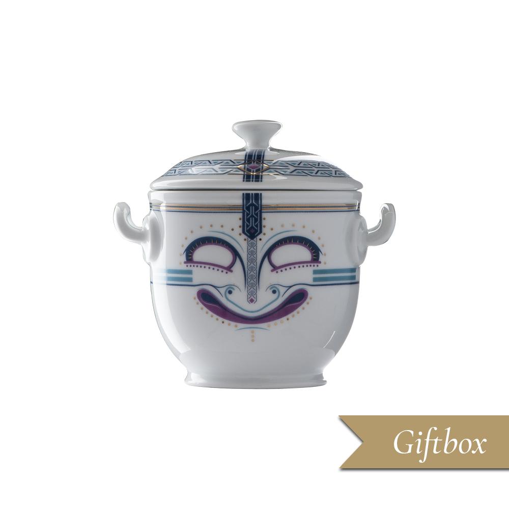 Piccolo vaso in Giftbox | Quart-Hadast | Ethnics | Edizione Limitata e Numerata