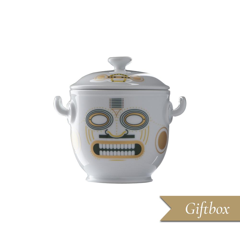 Piccolo vaso in Giftbox   Quiriguë   Ethnics   Edizione Limitata e Numerata