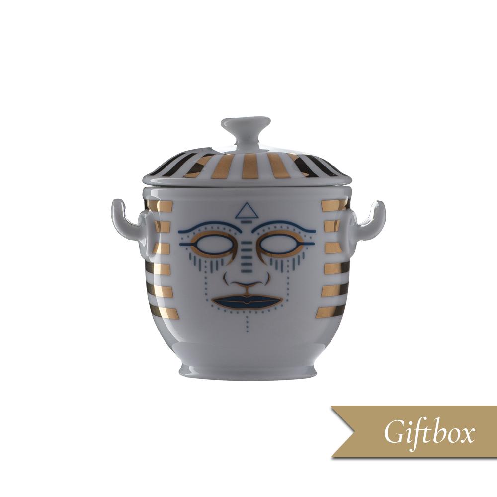 Piccolo vaso in Giftbox   Pi-Atum   Ethnics   Edizione Limitata e Numerata