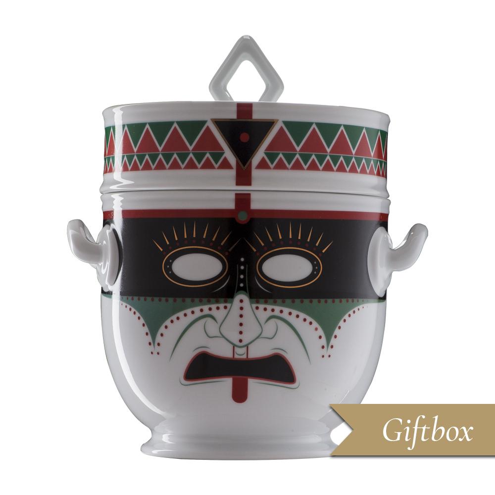 Rinfrescatoio 2 pezzi in Giftbox   Paha Sapa   Ethnics   Edizione Limitata e Numerata