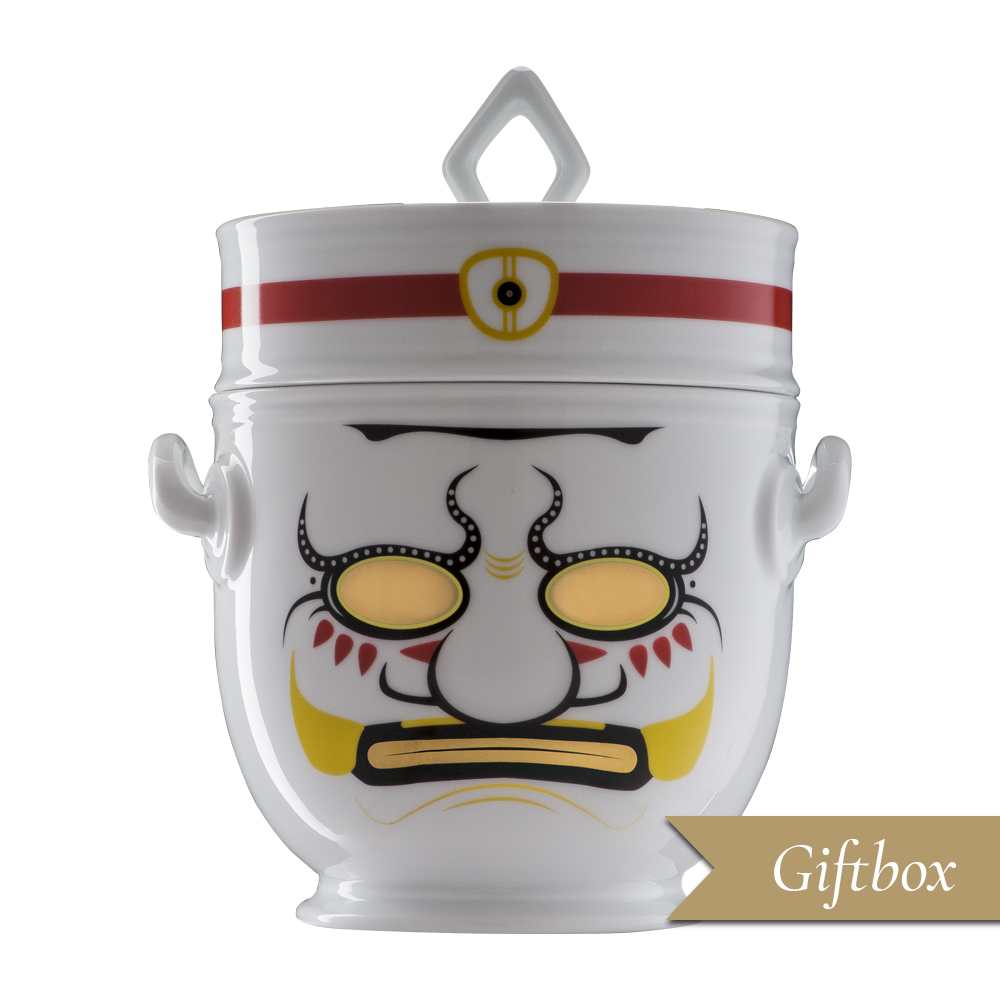 Rinfrescatoio 2 pezzi in Giftbox   Asuka-Kio   Ethnics   Edizione Limitata e Numerata