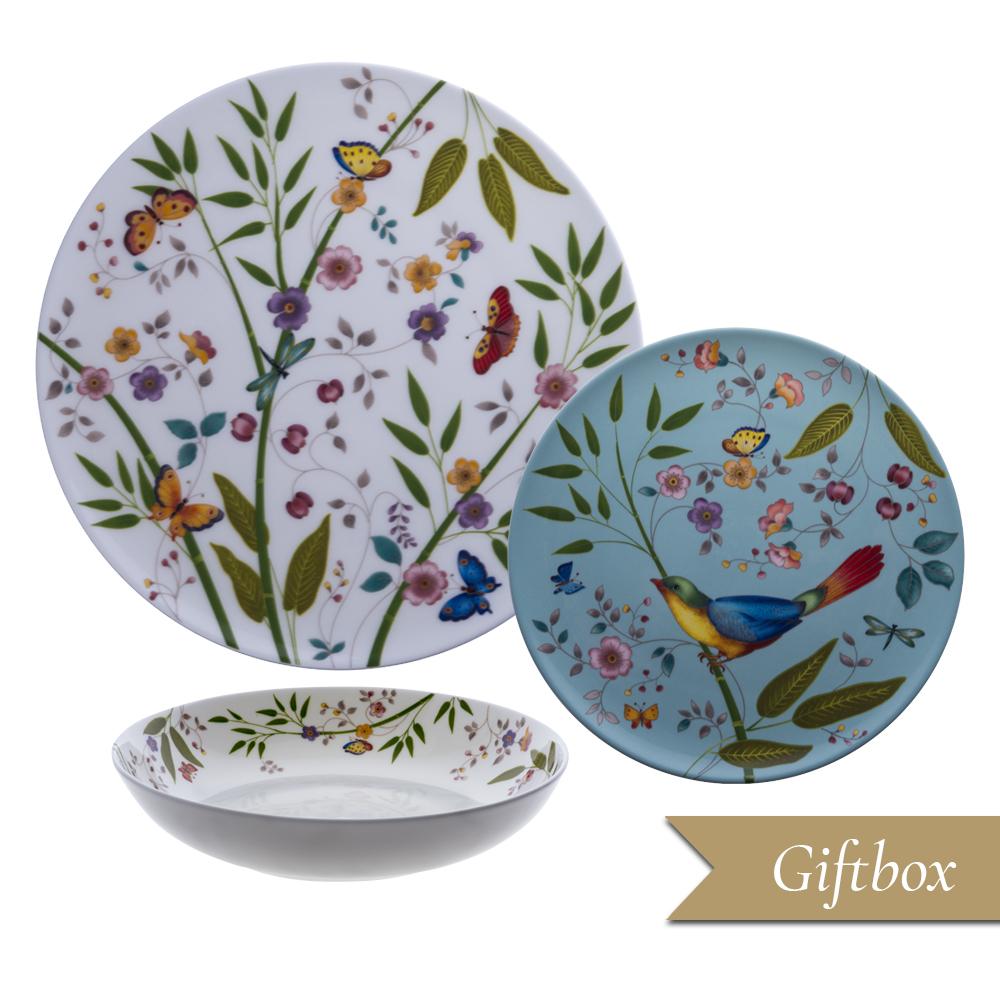 Set 3 pezzi in Giftbox GCV | Incanto di Primavera