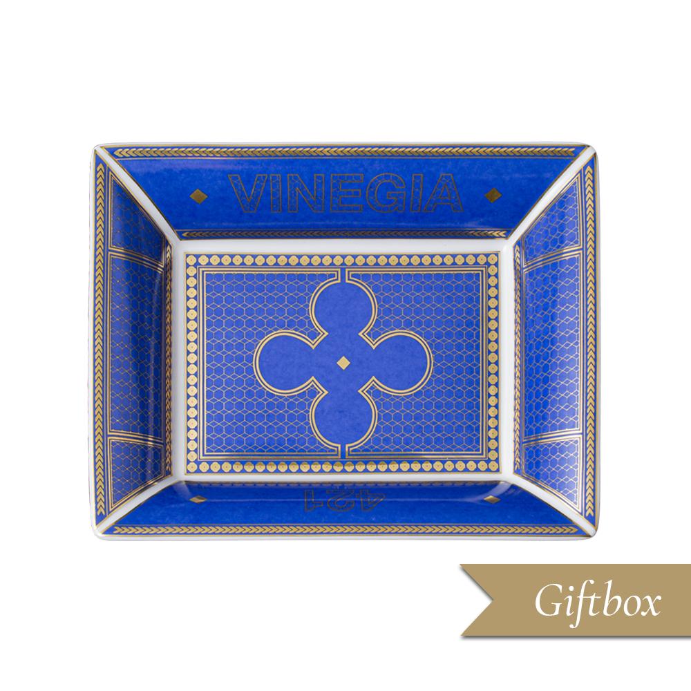 Svuotatasche in Giftbox   I veri de Ca' Rezzonico   Venezia 1600