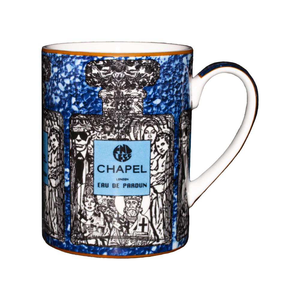 Mug cc 450 | Endless | Chapel Blue