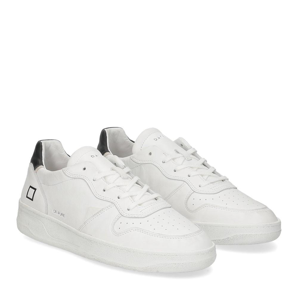 D.A.T.E. Court pure white black