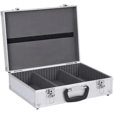 Valigetta in Alluminio 420mm x 25mm x 300mm KREATOR