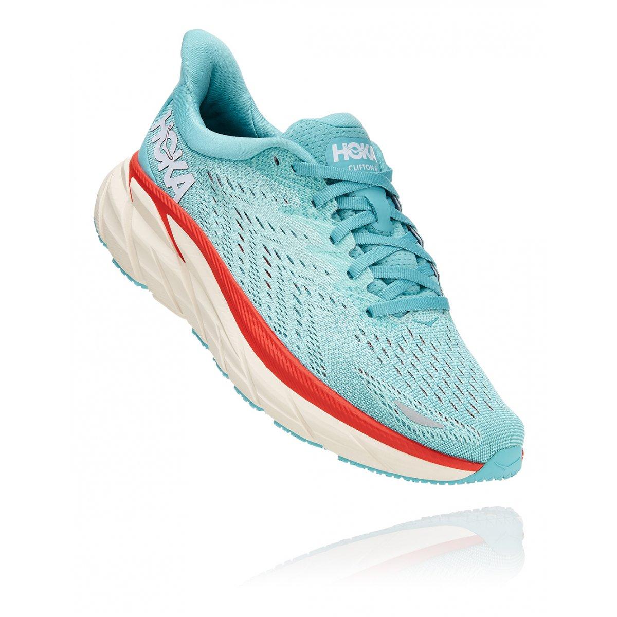 Hoka Clifton 8  W scarpa da running ammortizzata