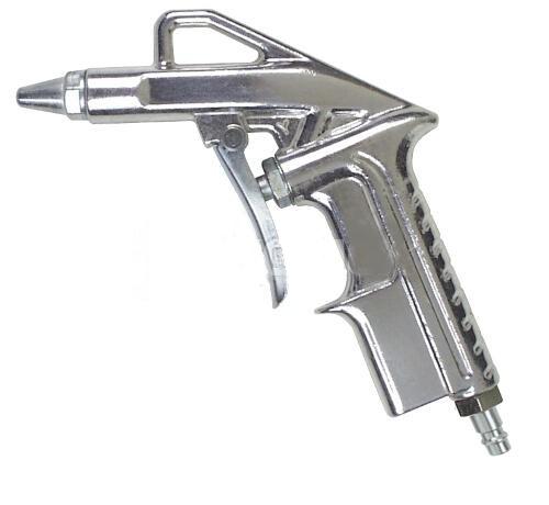 Pistola Soffiaggio ad Aria Compressa in Alluminio per Compressori