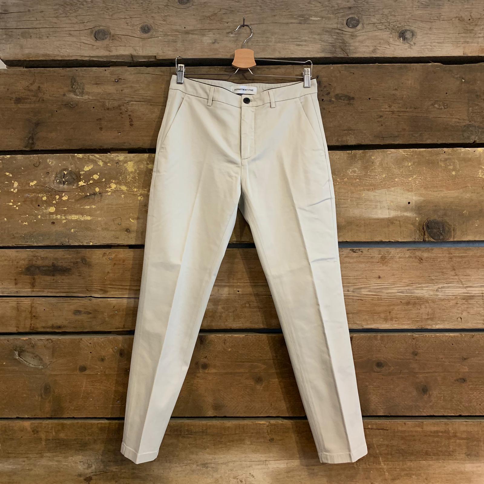 Pantalone Department 5 Prince Chinos Stucco