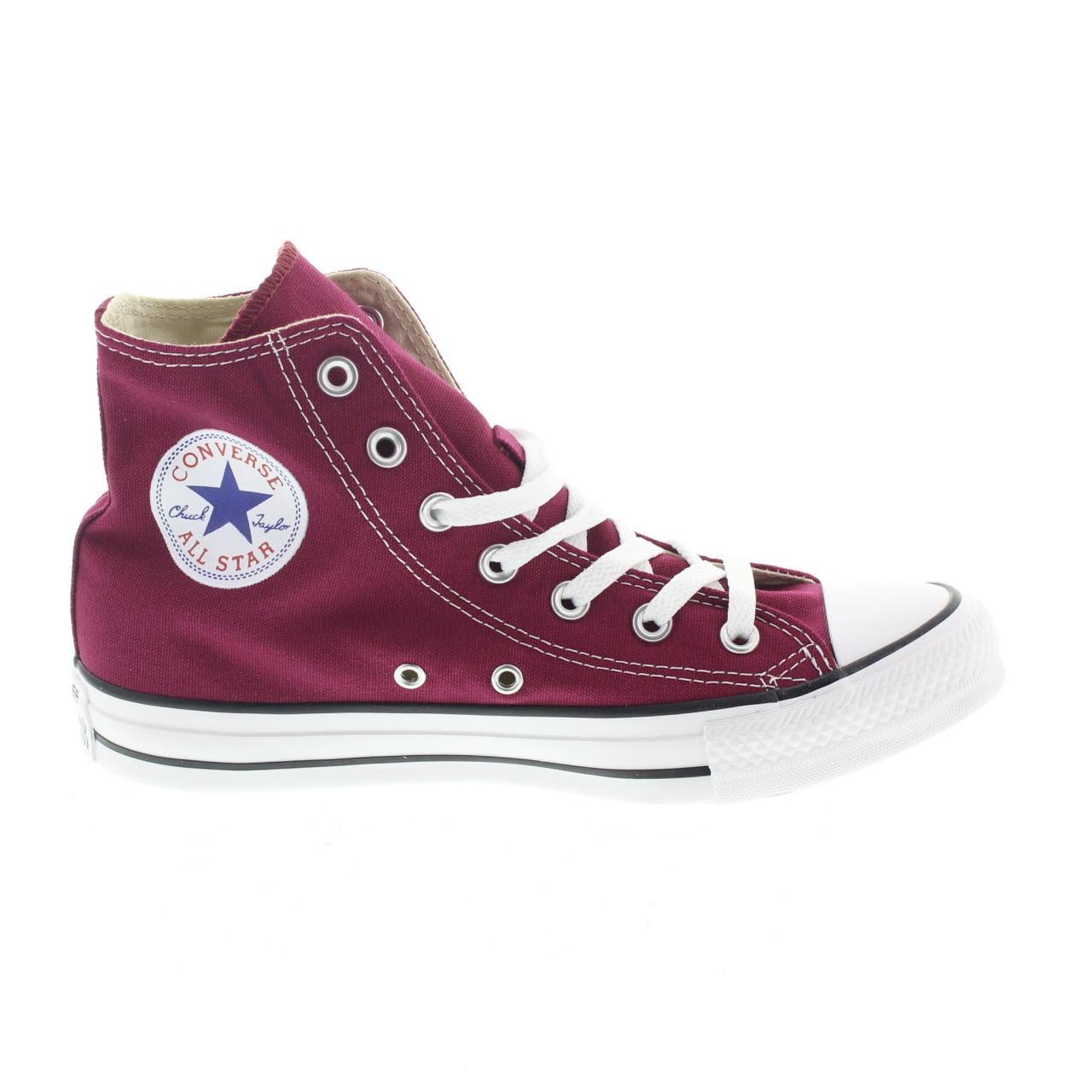 scarpe unisex CONVERSE CHUCK TAYLOR ALL STAR BORDEAUX