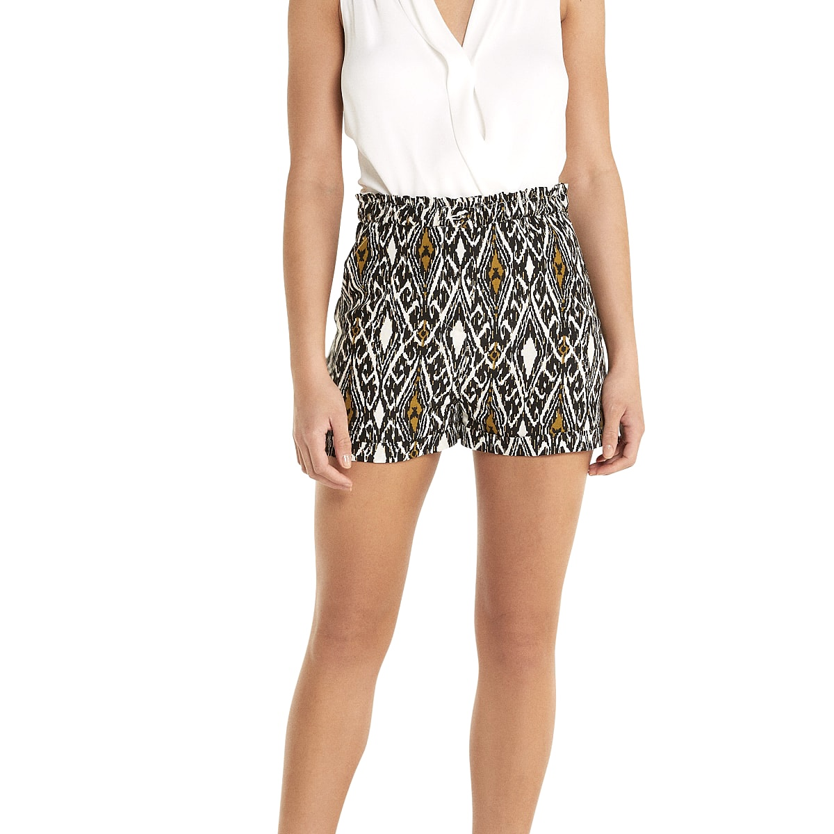 Shorts con dettagli - PATRIZIA PEPE