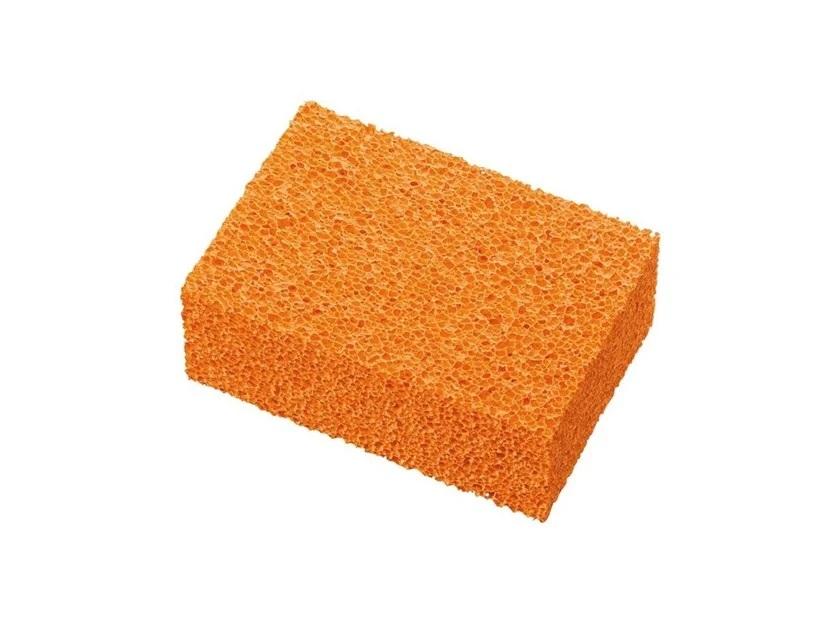 Spugna per Pulizia e finiture Arancione 160x110x16