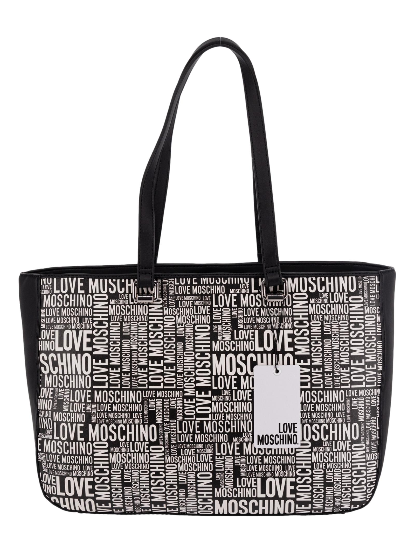 Love Moschino  Shopping Nero