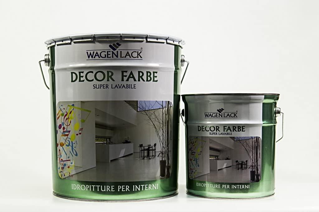 Idro Pittura Murale Super Lavabile - Decor Farbe