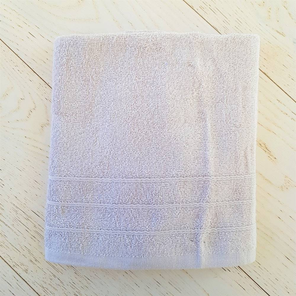 Asciugamano da palestra tortora