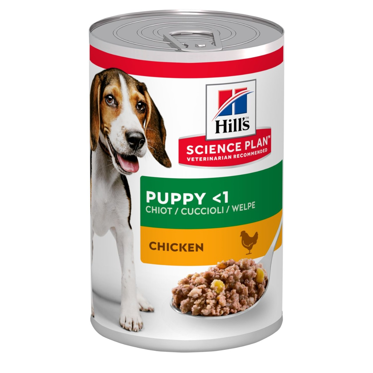 Hill's - Science Plan Canine - Puppy - Pollo - 370gr