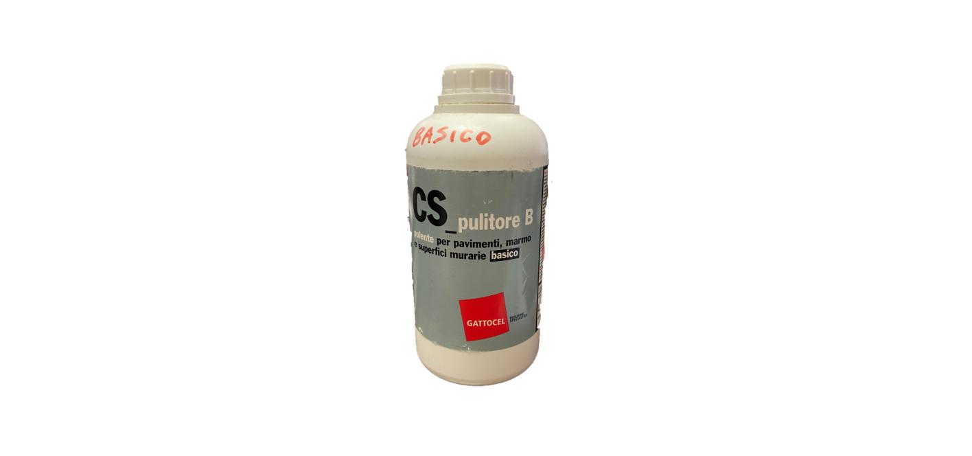 Pulente Detergente Con PH Basico CS Pulitore B