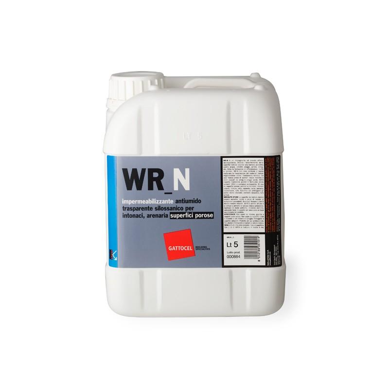 WR - N Idrorepellente Silossanico Trasparente Ecologico 5lt