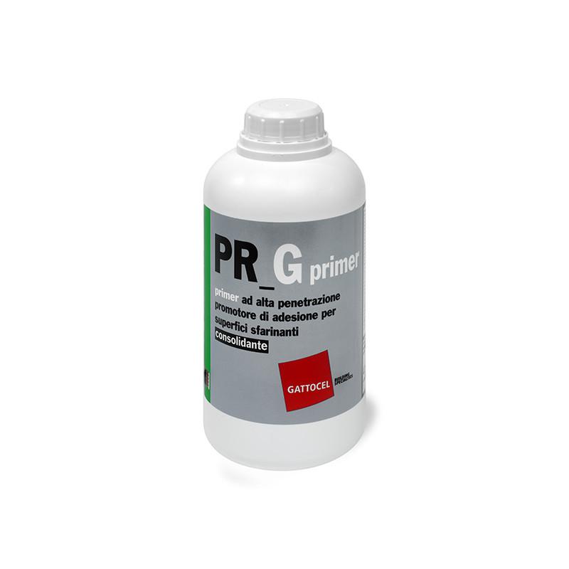 PR-G Primer Consolidante a Base di Nanoresine ad Alta Penetrazione