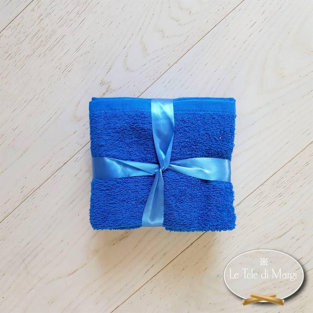 Set 6 lavette blu