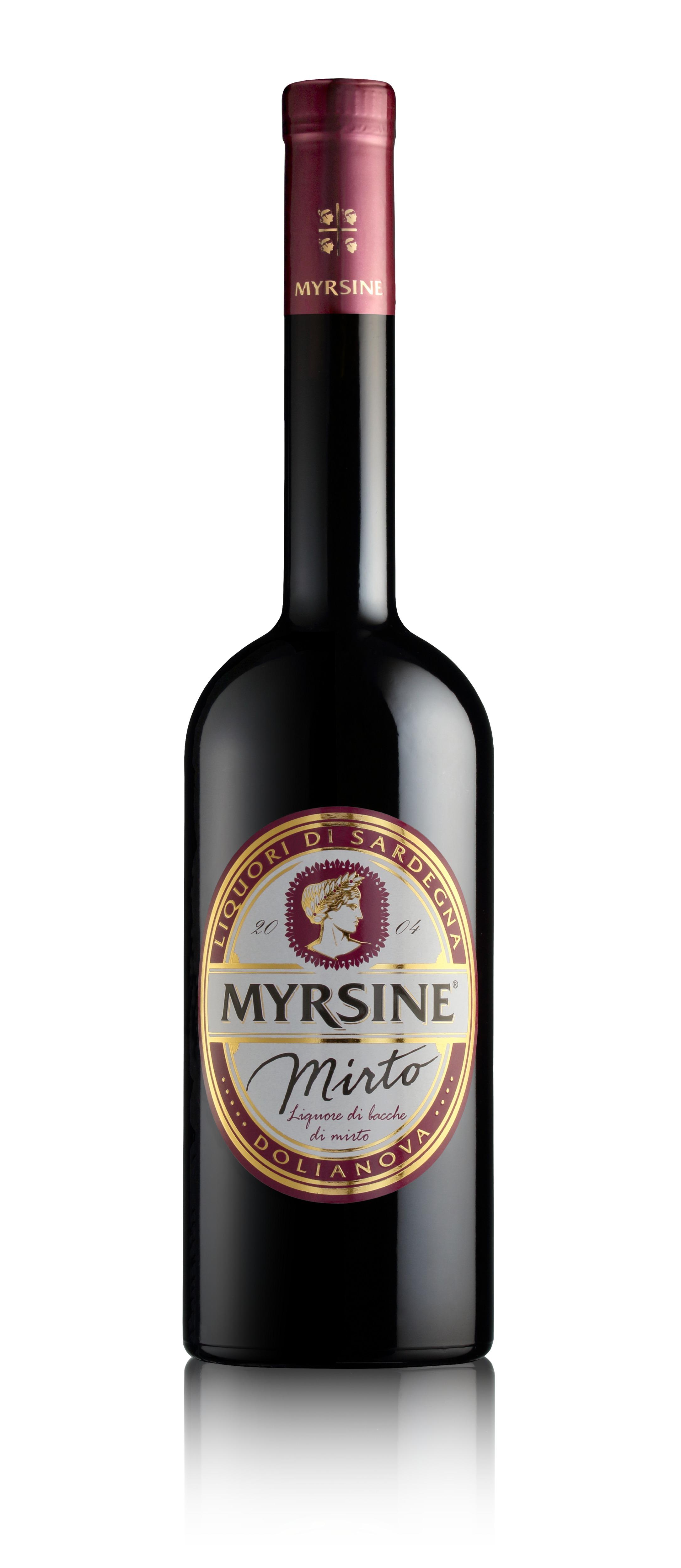 Myrsine - Mirto 700ml 27°