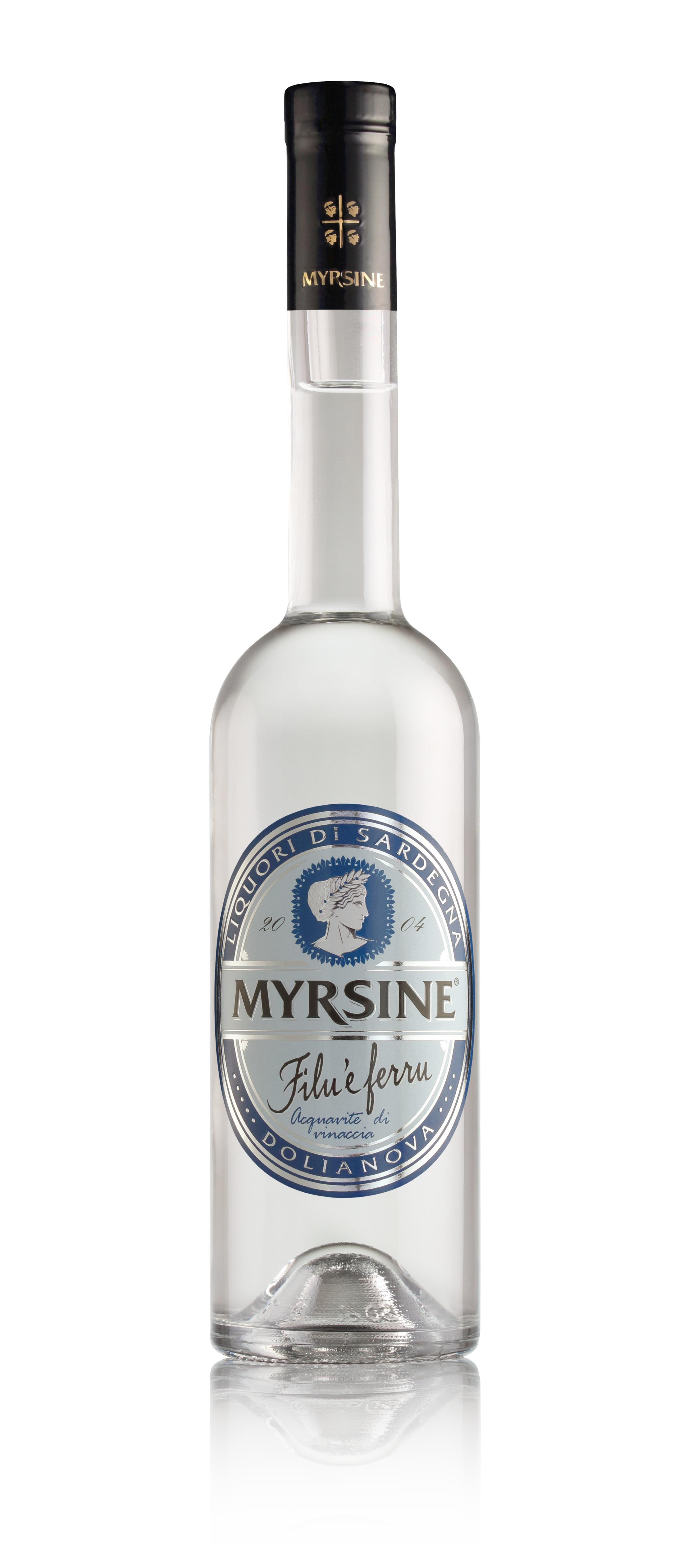 Myrsine - Filu e Ferru 700ml 40°
