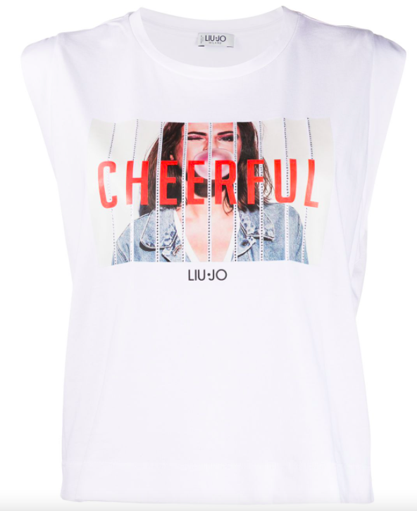 T-shirt stampata - LIU JO